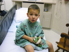 """""""FIRSTS"""" First time tonsils got removed (they grew back)!"""